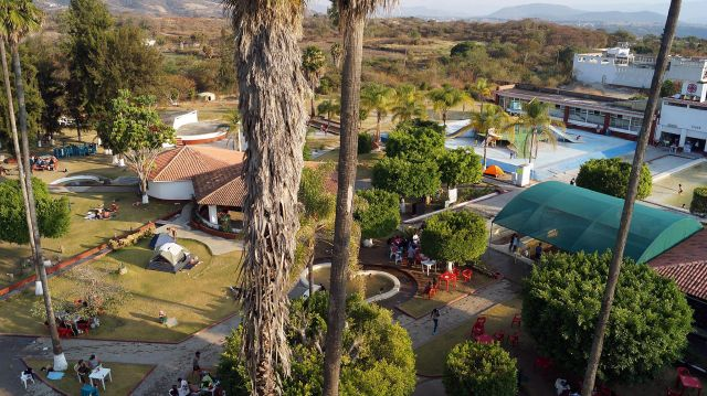 Balneario Municipal Tonatico Estado de México