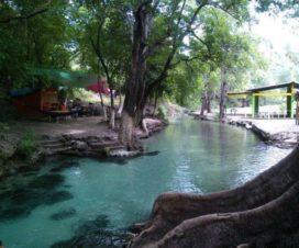 Balneario Ojo de Agua Laollaga Santiago Laollaga