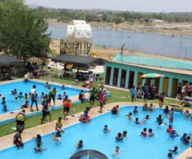 Balneario Ojocaliente Zacatecas