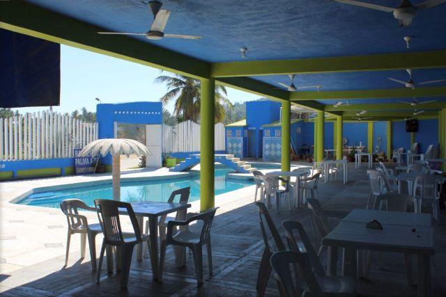 Balneario Palma Azul Coyuca Guerrero