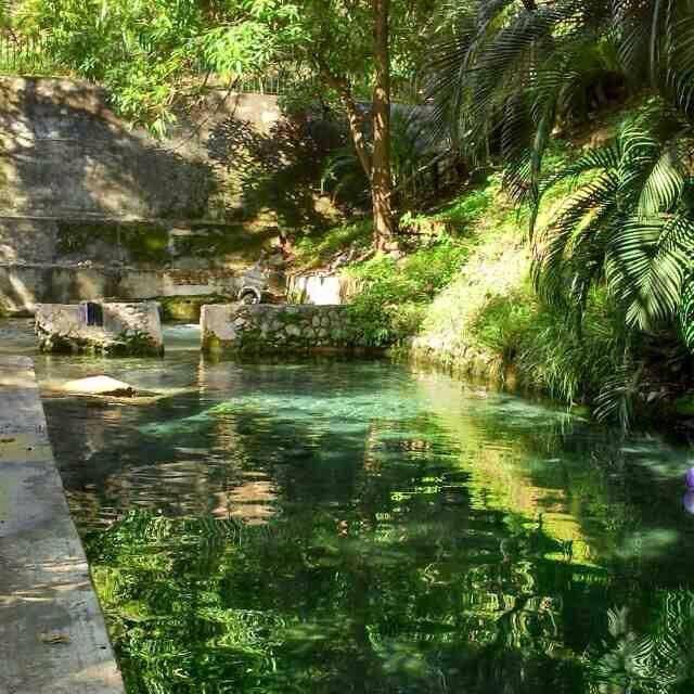 Balneario Paraíso Escondido Ojos de Agua Morelos