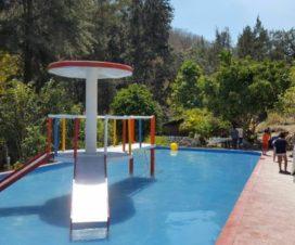 Balneario Paraíso Escondido Tixtla de Guerrero