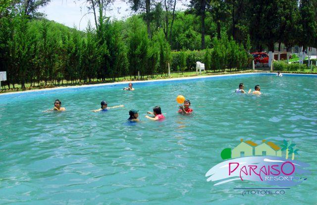 Balneario Paraíso Resort Atotonilco Zacatecas