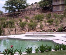 Balneario Paraíso Resort Monte Escobedo Zacatecas