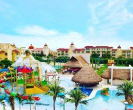 Balneario Parque Acuático All Ritmo Cancún