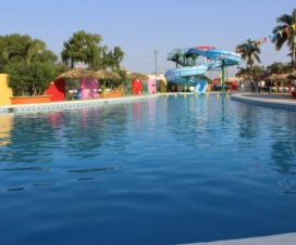 Balneario Parque Acuático Altamira Tamaulipas