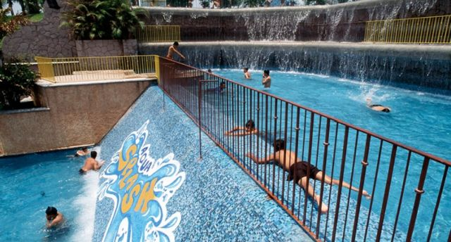 Balneario Parque Acuático Aqua Splash Morelos