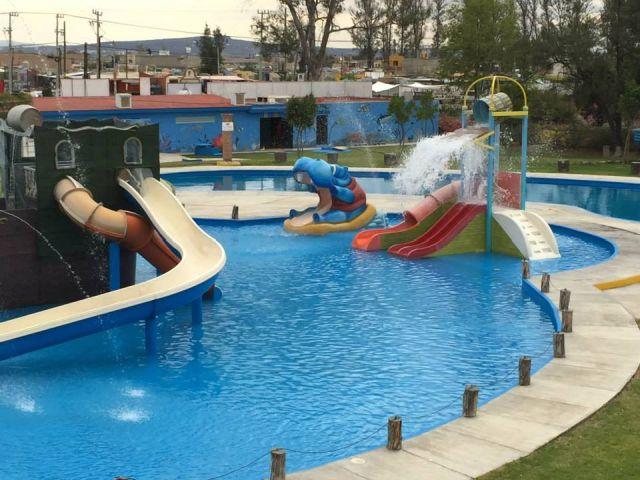 Balneario Parque Acuático Aqualand Jalisco