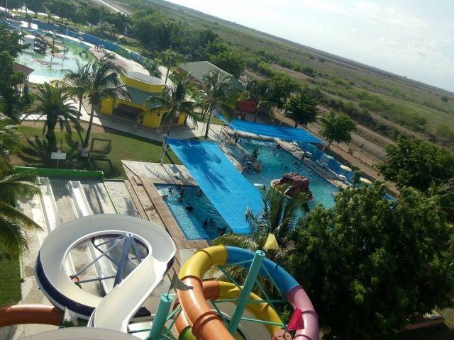 Balneario Parque Acuático Aqualandia Jalisco