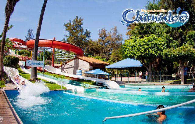 Balneario Parque Acuático Chimulco Jalisco