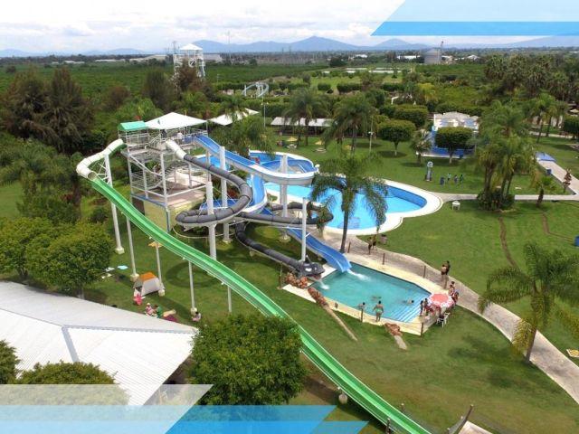 Balneario Parque Acuático Corral Grande Jamay