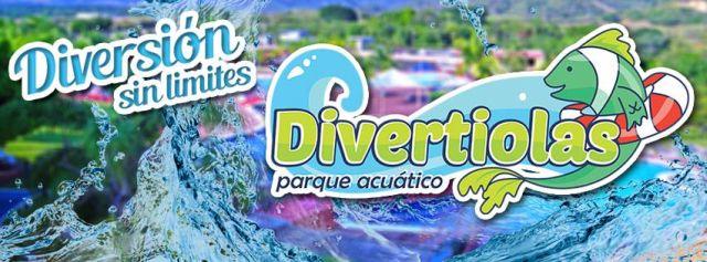 Balneario Parque Acuático Divertiolas Michoacán