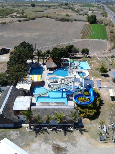 Balneario Parque Acuático Don Pedrillo