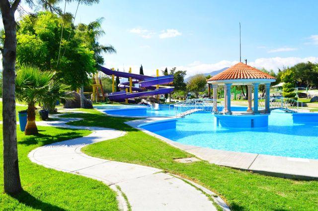 Balneario Parque Acuático EcoAlberto Ixmiquilpan