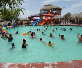 Balneario Parque Acuático El Barco Mexicali