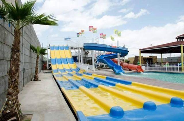 Balneario Parque Acuático El Charco BC