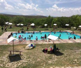 Balneario Parque Acuático El Moro Coahuila