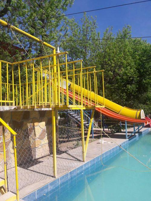 Balneario Parque Acuático El Paraíso Rosales