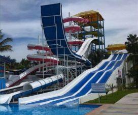 Balneario Parque Acuático El Salitre Zacatecas