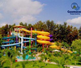 Balneario Parque Acuático Guamúchil Jalisco