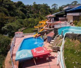Balneario Parque Acuático Juntas del Cupatitzio
