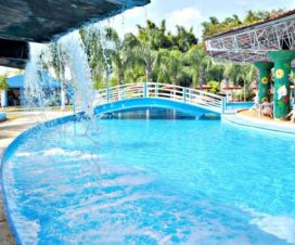 Balneario Parque Acuático La Ceiba Veracruz