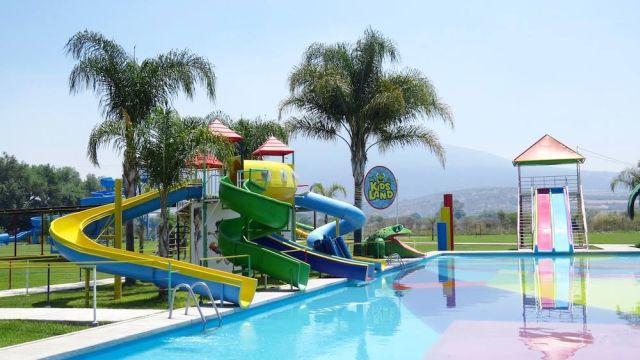 Balneario Parque Acuático La Rana Jaral