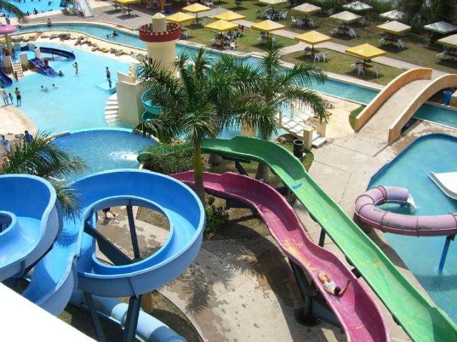 Balneario Parque Acuático Lagartomanía Tampico