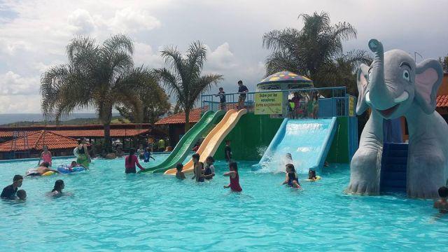 Balneario Parque Acuático Manglar Calvillo