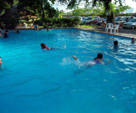 Balneario Parque Acuático Mante Tamaulipas