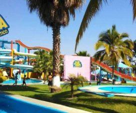 Balneario Parque Acuático Ojo de Agua Morelos