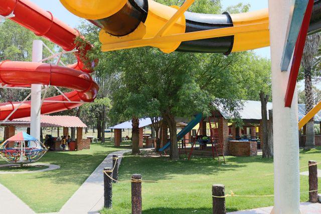 Balneario Parque Acuático Paraíso Alteño Jalisco