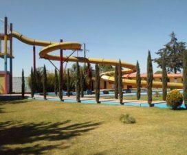 Balneario Parque Acuático Quecholac Puebla