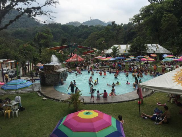 Balneario Parque Acuático San Pedro Fortín