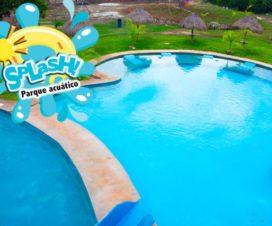 Balneario Parque Acuático Splash Homún