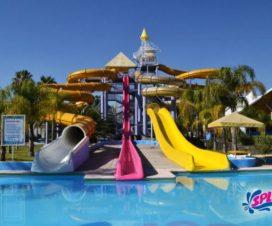 Balneario Parque Acuático Splash León Guanajuato
