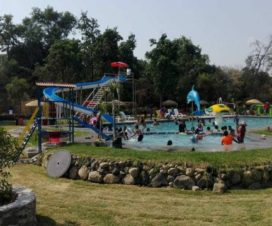Balneario Parque Acuático Temoac Morelos