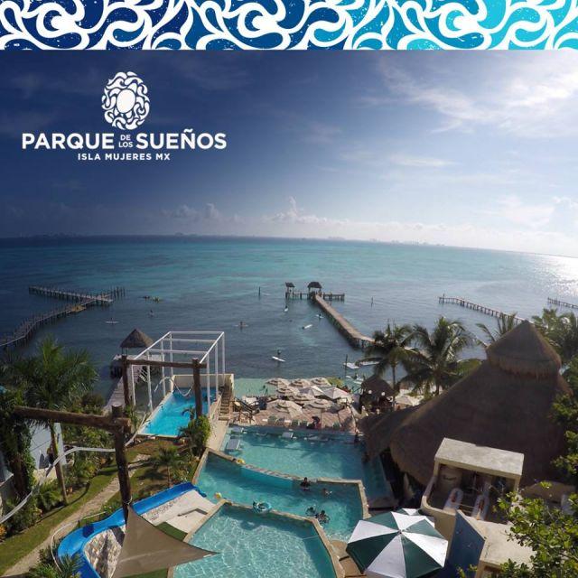 Balneario Parque de los Sueños Isla Mujeres