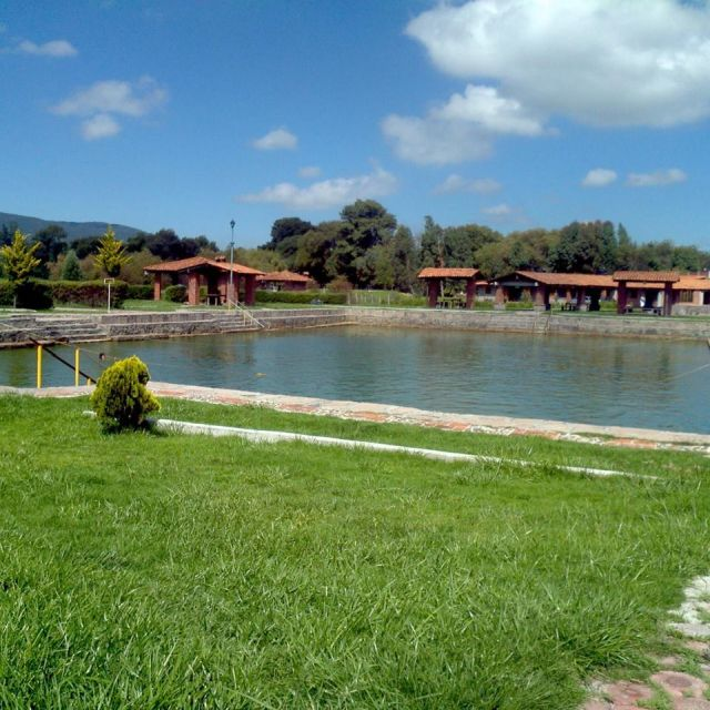 Balneario Parque Ecoturístico El Borbollón
