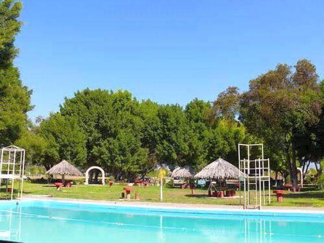 Balneario Parque El Riego Tehuacán Puebla