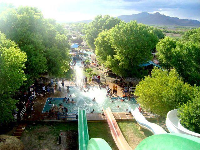 Balneario Parque Hobbys Aldama Chihuahua