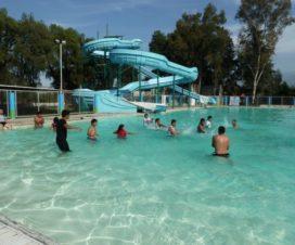 Balneario Parque Recreativo Chapingo