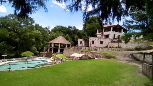 Balneario Piedra de Agua Tamazulápam Oaxaca