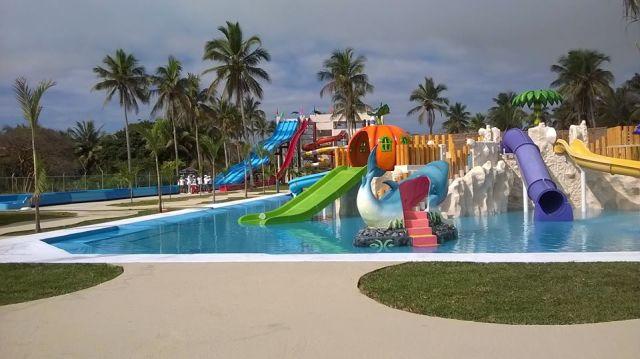 Balneario Playa Paraíso Aquapark Ecológico