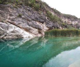 Balneario Poza Azul Jaumave Tamaulipas