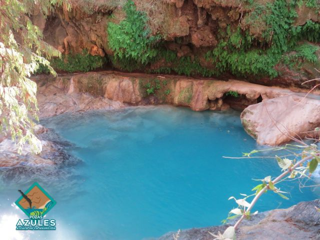 Balneario Pozas Azules de Atzala Taxco Guerrero
