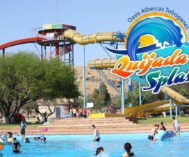 Balneario Quijada Splash Tequisquiapan