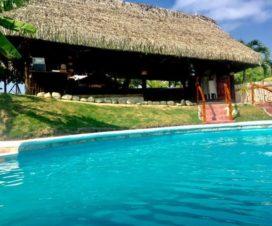 Balneario Quinta Paraíso Tihuatlán Veracruz