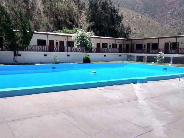 Balneario Rancho Agua Caliente Ensenada Baja California