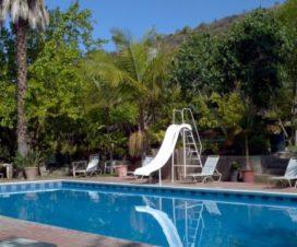 Balneario Rancho Cuestamar Ensenada Baja California